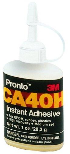 3m Corporation Scotch (3M(TM) Scotch-Weld(TM) Instant Adhesive CA40H Clear, 1 fl oz)
