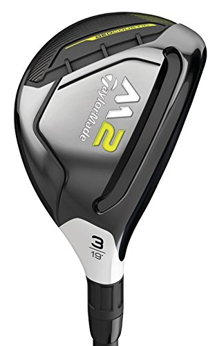 TaylorMade Rescue-M2 2017 Women's 4-22 L Golf Rescue, Right Hand