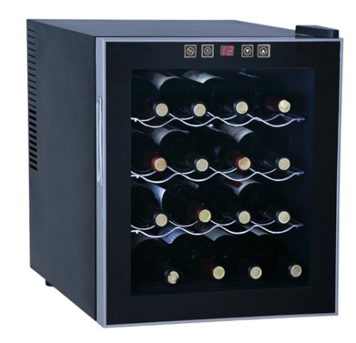 Sunpentown WC-1682 Thermoelectric 16-Bottle Wine Cooler ()