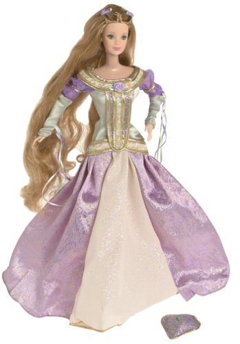 Princess Collectible Doll - Barbie Princess and the Pea Collectors Edition