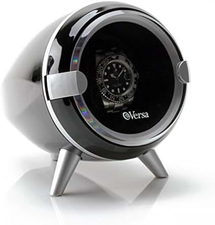Versa Neo Single Watch Winder in Black