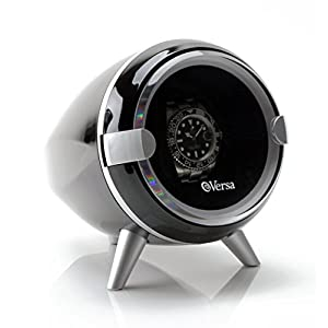 Versa Neo Single Watch Winder in Black