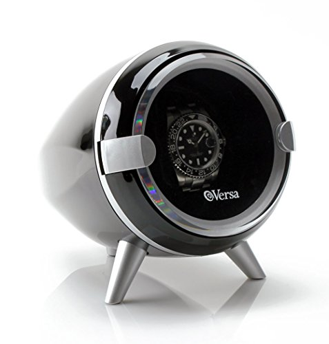 Ross Automatic Watch Bell - Versa Neo Single Watch Winder in Black