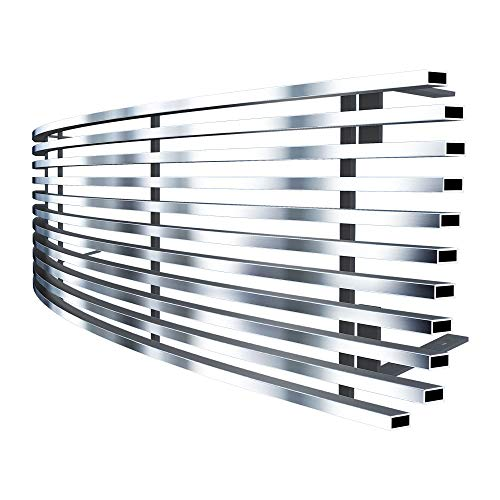 Off Roader Stainless Steel eGrille Billet Grille Grill for 88-92 Chevy Camaro Bumper Insert