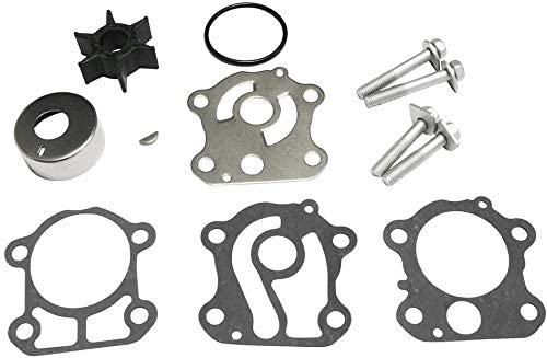 Water Pump Impeller Replacement Kit Compatible with Yamaha 50-70 HP Outboard Replaces 6H3-W0078-02-00 and 6H3-W0078-00