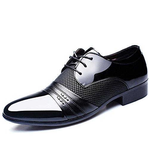 9f9f20d896fade Chaussures d'affaire-CAMTOA Chaussures de ville homme,Chaussures Pour H..