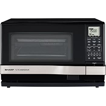 Amazon Com Sharp 1 Cu Ft 3 In 1 Microwave Oven With