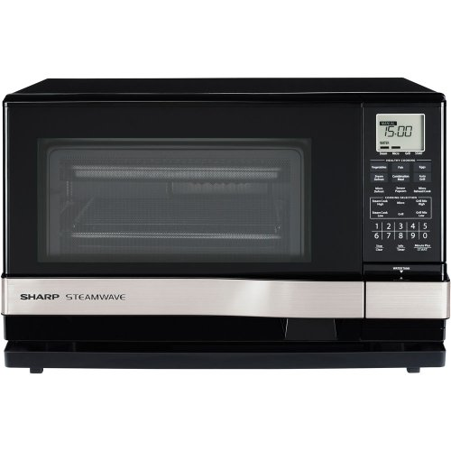 sharp 1 1 cu ft microwave - 2