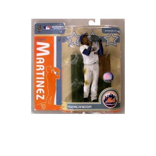 Mlb Victory Series - McFarlane Toys, MLB Series 19, Pedro Martinez New York Mets