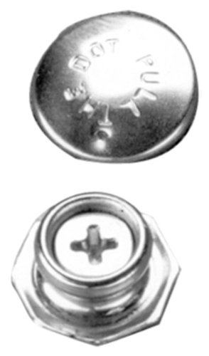 Taylor Made Products 16401 One-Way Marine Female Fastener Snap
