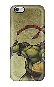 Defender Case With Nice Appearance (raphael Tmnt) For Iphone 6 Plus