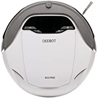 Ecovacs D63S DEEBOT Floor Cleaning Robot, White