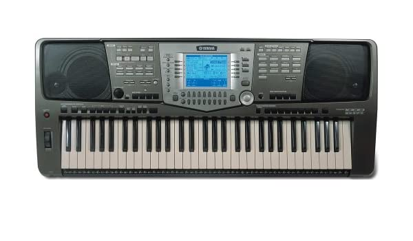 Amazon.com: Yamaha PSR-1000 61 Full-Size Keys PSR1000 Keyboard: Musical Instruments