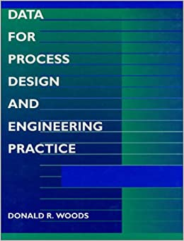 Data for Process Design and Engineering Practice