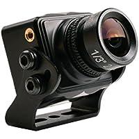 Crazepony RunCam Swift 600TVL Mini Camera 2.3mm Lens 150 Degree DC 5-36V DWDR for Racing Quadcopter Black