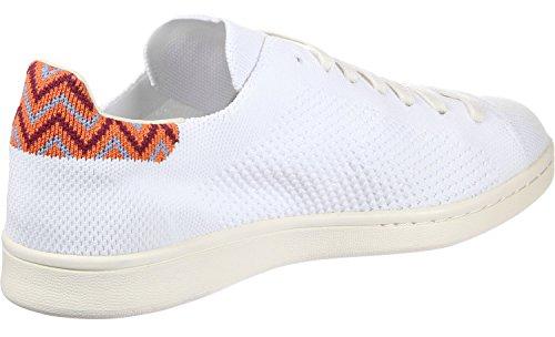 adidas Stan Smith PK, Zapatillas de Deporte Para Niños Blanco (Ftwbla/Ftwbla/Blatiz 000)
