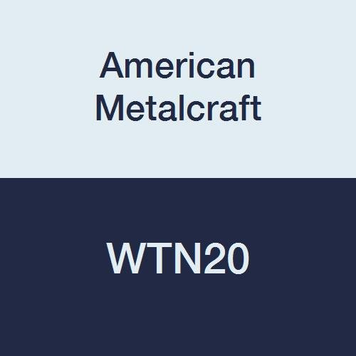 American Metalcraft WTN20 Wooden Crate, Natural, 20'' by American Metalcraft (Image #1)