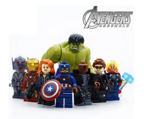 8Ps Avengers Super Heroes Hawkeye Hulk Iron Man Marvel Minifigures Building Toys 8Ps Avengers Super Heroes Hawkeye Hulk Iron Man Marvel Minifigures Building Toys 8Ps Avengers Super Heroes Hawkeye H -