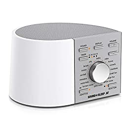 Adaptive Sound Technologies Sound+Sleep SE Special Edition High Fidelity Sleep Sound Machine with Real Non-Looping…