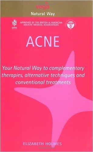 Acne (Natural Way)