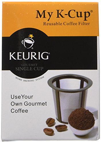KeurigMyK-CupReusableCoffee Filters(2) [R5Y7Z7G2] (PACK OF 2)