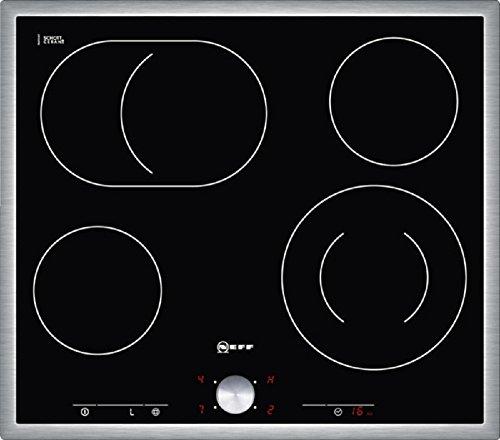 Neff TT 1342 N Kochfeld Elektro / Ceran/Glaskeramik / 59.3 cm / 4 HighSpeed-Heizkörper / schwarz