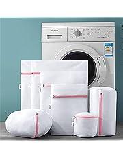 Laundry Bag, Durable Mesh Laundry Bag, Laundry Bags Set of 8, Delicates Laundry Bag with Premium Zipper, Mesh Bag Laundry Bag for Delicates for Blouse Jacket Stocking Underwear Lingerie Travel