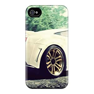 Iphone 4/4s Cover Case - Eco-friendly Packaging(cars Lamborghini)