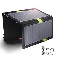 X-DRAGON Dual USB Sunpower Solar Charger...