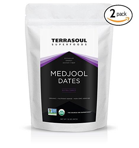 Terrasoul Superfoods Organic Medjool Pounds product image