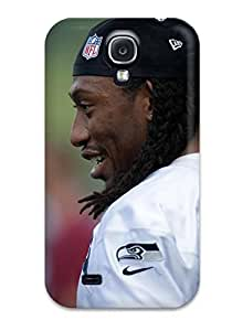 For Galaxy S4 Premium Tpu Case Cover Seattleeahawksport Protective Case