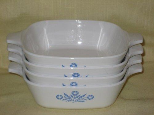 set-of-4-vintage-corning-ware-cornflower-blue-individual-casseroles-p-41-b-1-3-4-cup-petites