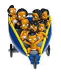 The Simpsons Series 15 Action Figure The Octuplets