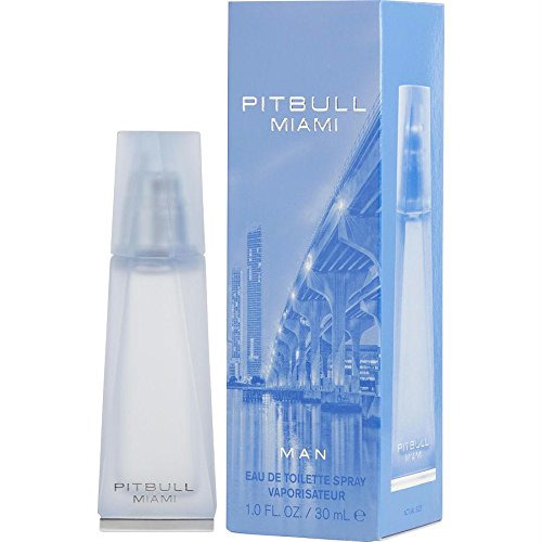 Pitbull Miami For Men 1.0 oz EDT Spray By Pitbull (Miami Pitbull)