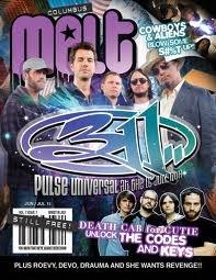 columbus-melt-mag-volume-7-issue-7-june-july-2011-death-cab-for-cutie-311-cowboys-aliens-devo-she-wa