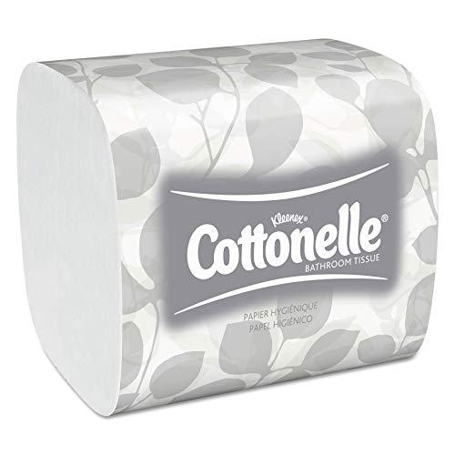 Scott 48280 Control Hygienic Bath Tissue, 2-Ply, 250 per Pack (Case of 36 Packs)