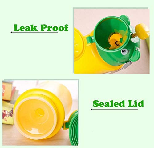 Inchant Portable Training Toilet for Toddlers Baby Urinal Potty Green