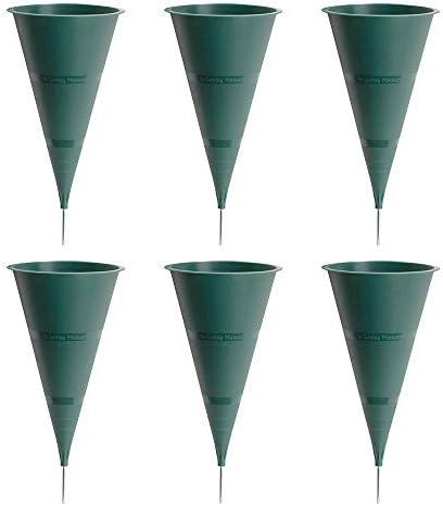 in Loving Memory Cemetery Vase, 6-Pack