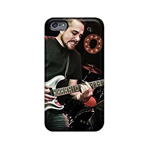 Durable Hard Cell-phone Case For iphone 6 4.7 (XfO2544UEIU) Support Personal Customs Stylish Rise Against Series
