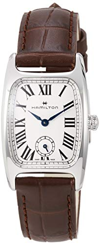 Hamilton Boulton M White Dial Ladies Watch H13321511