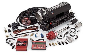 - Edelbrock 35283 Pro-Flo XT Electronic Fuel Injection Kit