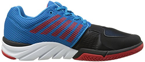 Para X Interior Zapatillas Deportivas Azul Hombre K swiss fieryred Performance Court methylblue black E4IY0q