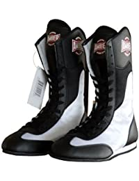 FightMaxxe v1.0 Full Height Boxing Shoes