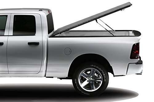 Extang Full Tilt Tonneau Cover - Extang 8650 Full Tilt Hinged Tonneau Cover - fits Silverado/Sierra (6 1/2 ft) 07-13, 2014-2500HD & 3500HD, works with/without track system