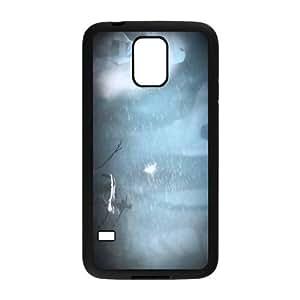 Samsung Galaxy S5 Cell Phone Case Black Never Alone Kisima Ingitchuna SU4454018
