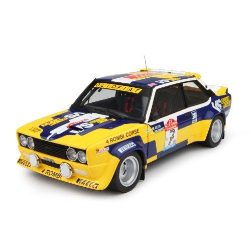 1/18 フィアット 131 4 Rombi Corse(Orio Fiat VS) Markuu Alen サンレモラリー 1980 K08372E