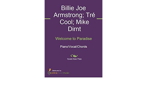 Welcome To Paradise Kindle Edition By Billie Joe Armstrong Green