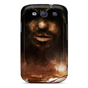 Premium Protection Assassin's Creed Art Case Cover For Galaxy S3- Retail Packaging