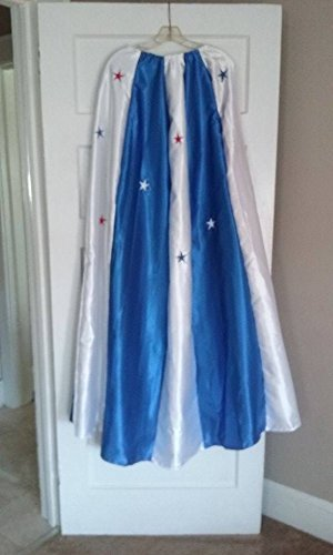 Super Hero Wonder Cape by Handmade Costumes