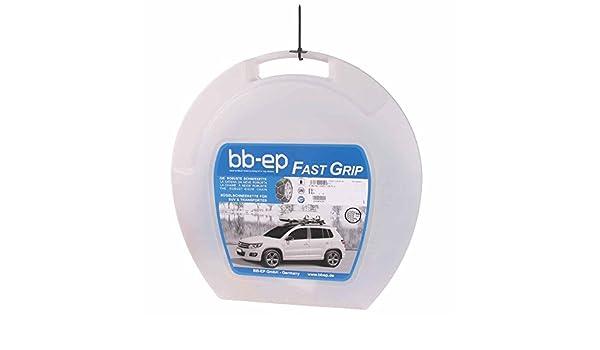 BB-EP Cadena de Nieve para Opel Frontera con el tamaño de neumático 255/75 - 15 - La 16 mm de Cadena con Manual Voltaje - Garantía de 5 años con ö de ...